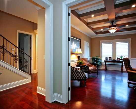1000 ideas about brazilian cherry floors on pinterest Homes with hardwood floors pictures