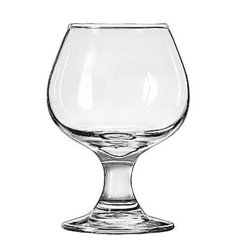 For Serving Ice Cream: Libbey Glassware (3702) - 5-1/2 oz Embassy Brandy Glass | FoodServiceWarehouse.com