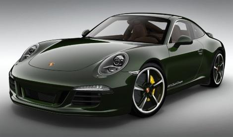 Porsche 911 Club Coupe - edycja BARDZO limitowana