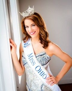 Miss Ohio, Heather Wells, miss america, 2014