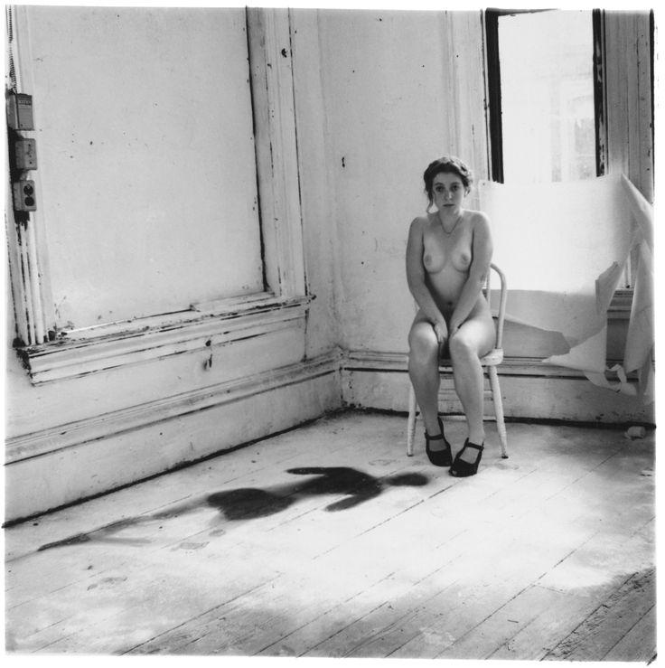 Francesca Woodman, Untitled, Providence, Rhode Island, 1975-1978.