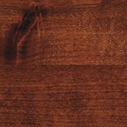 Knotty Alder Wood Chestnut Stain