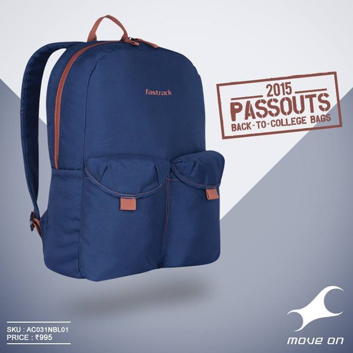 Pick up your #Passouts bag BEFORE you doze off. http://fastrack.in/products/bags/sku-ac031nbl01/