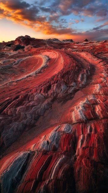 Vermilion Cliffs, Arizona, USA