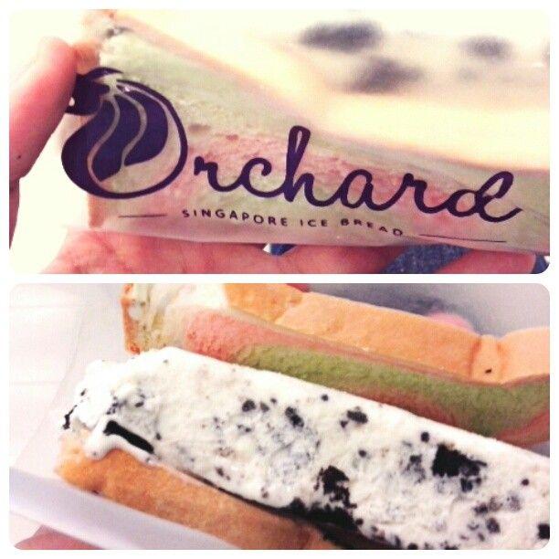 singapore ice cream!! nomnomnom :9