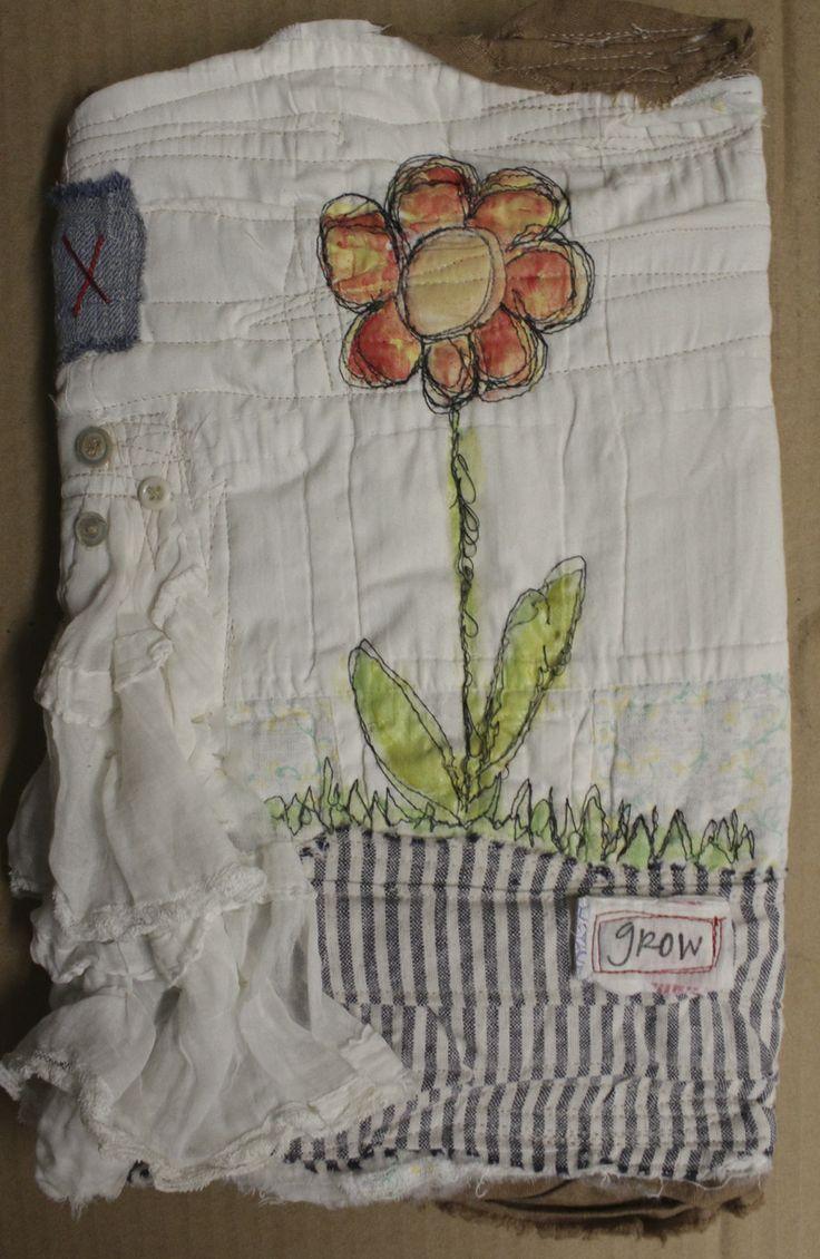 grow journal wrap