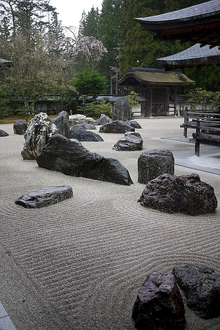 Front Garden Landscaping With Rocks