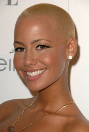 hot bald chicks