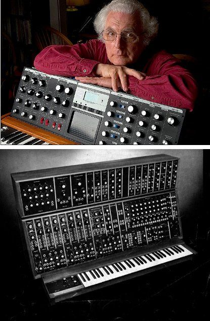 Robert Moog and the story of the Moog Synthesizer