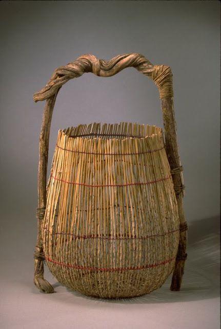 Woven Basket Art : Best baskets images on