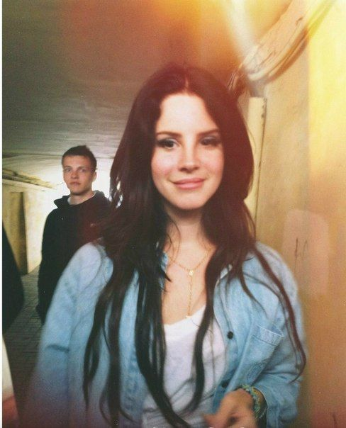 Lana Del Rey #LDR She's so cute and perfect