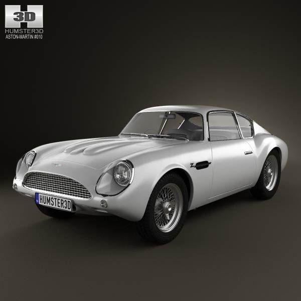 Bmw Z4 Zagato: 41 Best Aston Martin 3D Models Images On Pinterest