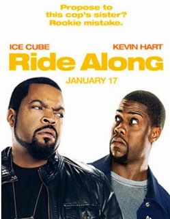 3# Ride Along (2014) # Poster Film » Movie Rilis: 17 Januari 2014 » Genre: Comedy Action Adventure » Directed: Tim Story » Production: Cube Vision » Production: Universal Pictures » Rating: PG-13 » Official from: universalpictures.com » Official site: RideAlong.net » Cast: - Ice Cube - Kevin Hart - John Leguizamo - Bruce McGill - Tika Sumpter