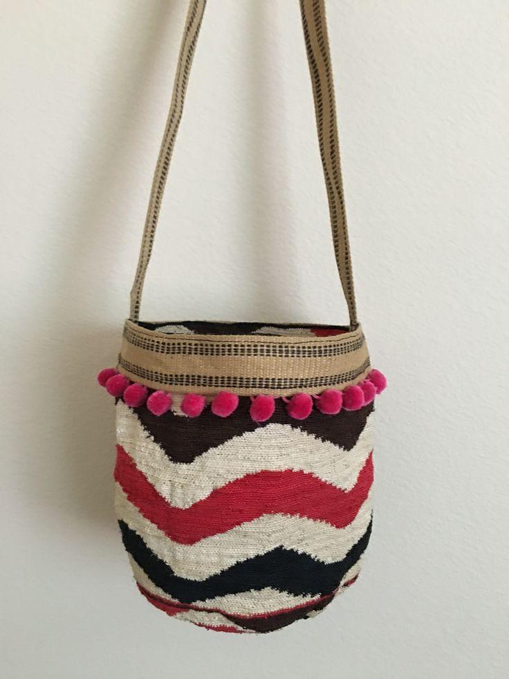 Vintage Shigra Bag from Ecuador