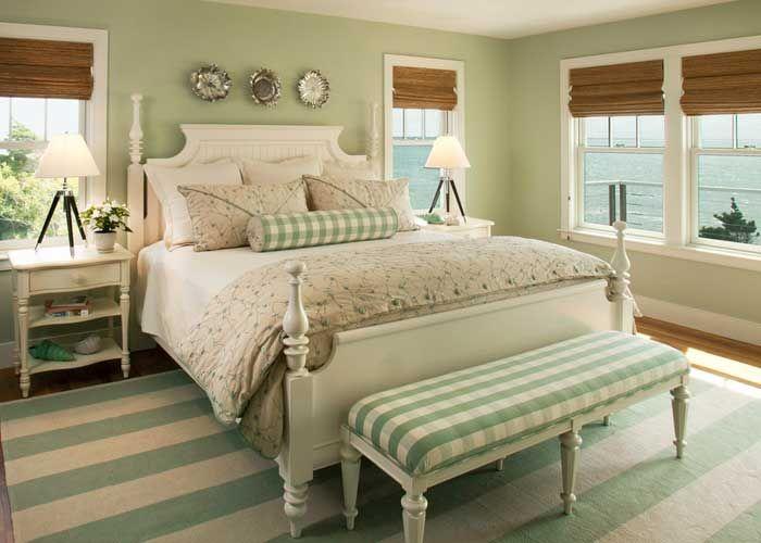 Yeşil Yatak Odaları