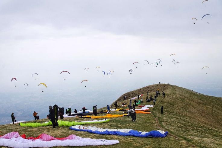Bassano del Grappa - Paragliding World Cup