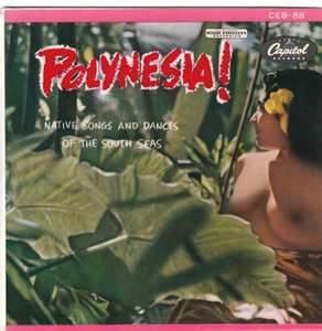 Polynesia dreaming 60's style..... tiki eroticaDreams 60S, 60S Style