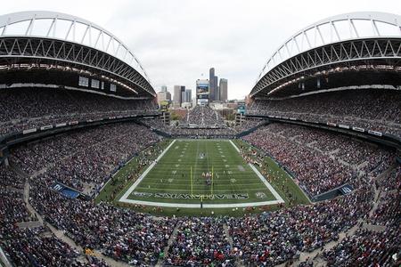 Century Link Field,   Seattle, Washington