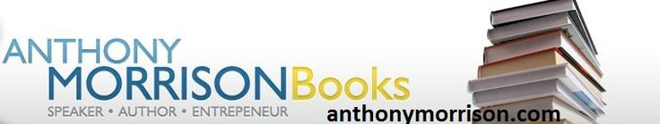 Anthony believes that everyone living in this world has a natural potential for earning millions of dollars. This is the theory that he revealed in the second one of two books we have named earlier. In fact, Anthony Morrison himself is a great example that can be taken as a proof of his theory's validity.  Hit the Like & Repin button if you don't mind!