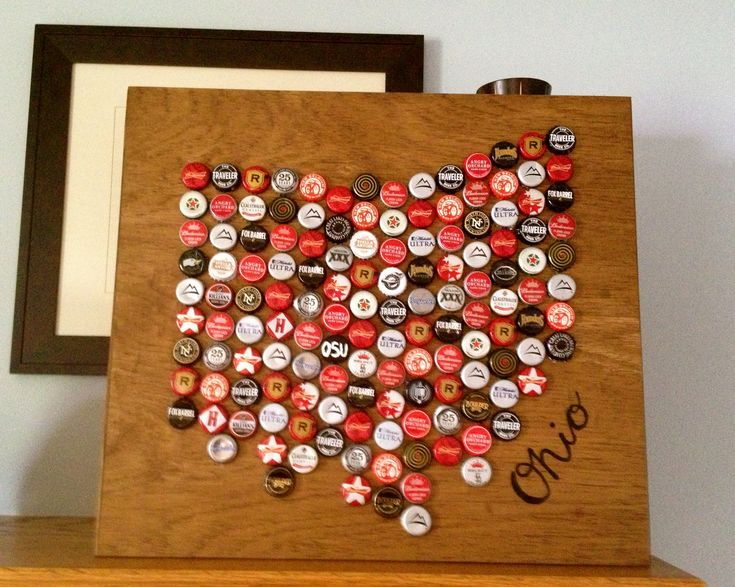 Ohio State colors, I can customize the sign to whatever you want!