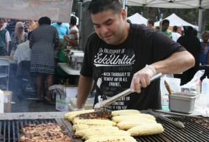The Halal Food Festival returns to NewPark Mall on Saturday, Aug. 9.