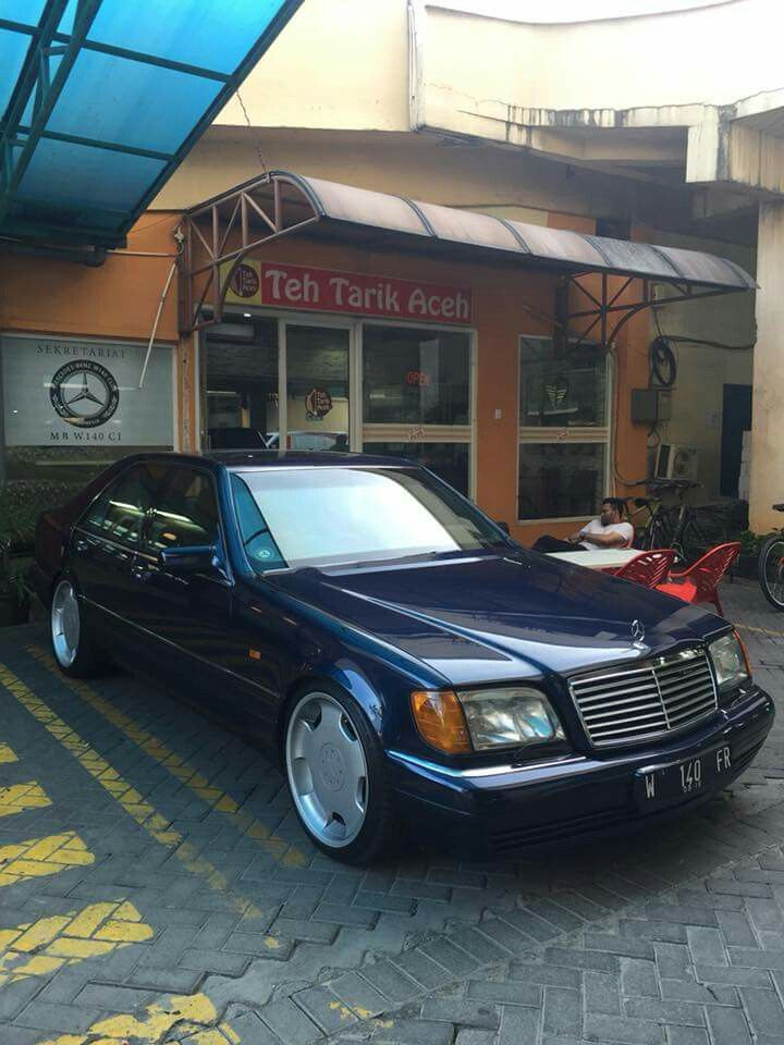 Mercedes Benz S Class W140 With Images Mercedes Benz Classic