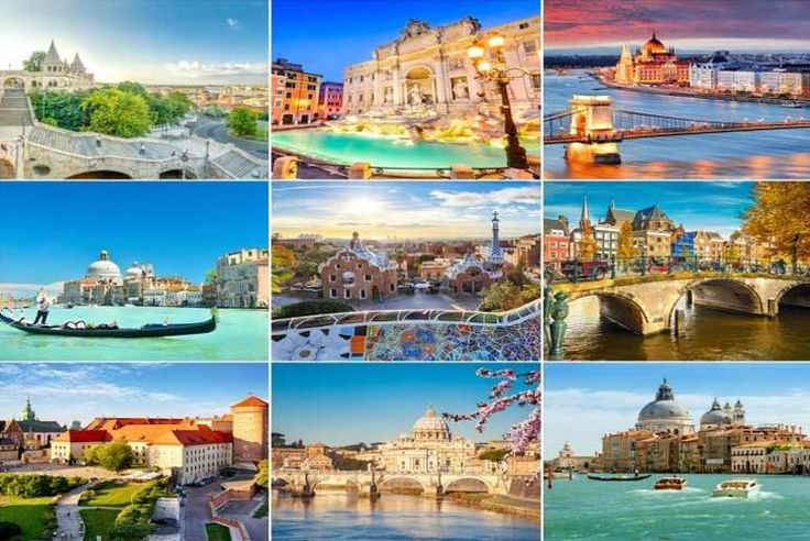 Buy Holidays Deal: 2-4nt Mystery European City Break & Flights - Optional Tours! for just: £89.00  BUY NOW for just £89.00