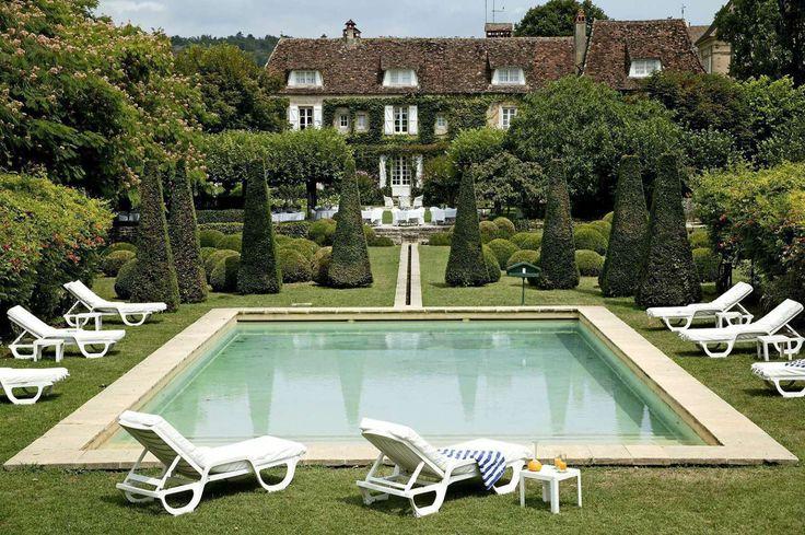 LE VIEUX LOGIS, Hôtel de Luxe et Restaurant Gastronomique proche de Sarlat, Périgord, Aquitaine, France
