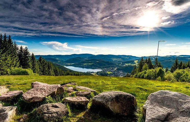 Titisee, Black Forest, Schwarzwald, La Maison Titisee, Holiday Home
