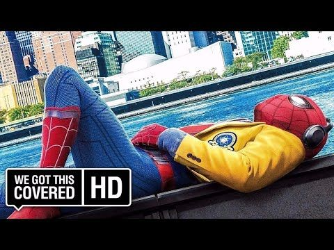SPIDER-MAN: HOMECOMING Blu-Ray Trailer [HD] Tom Holland, Robert Downey Jr., Michael Keaton - YouTube