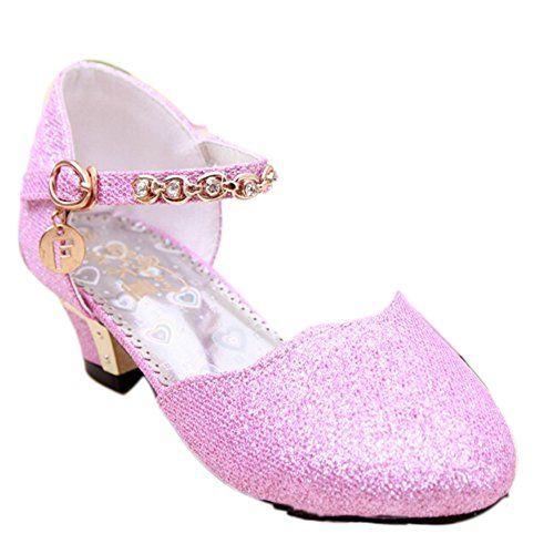 MEXI Festliche Kinder Kinder shoesprincess Snow Queen Gelee Partei Schuhe Sandalen Mädchen niedrigen Ferse Partyschuhe Diamante Glitter Brautjungfern - http://on-line-kaufen.de/mexi-2/35-eu-mexi-festliche-kinder-ballerina-schuhe-in-7