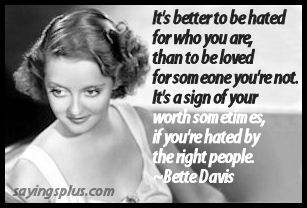 images of bette davis quotes | Bette Davis Quotes and Sayings