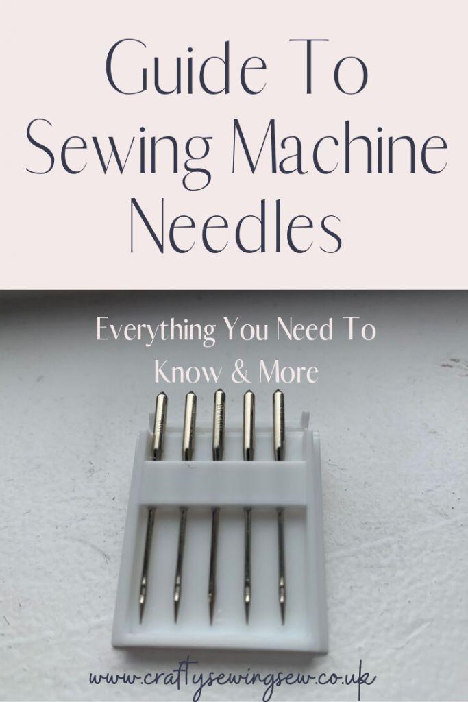 Sewing Machine Needle Guide Sams Signature Seams