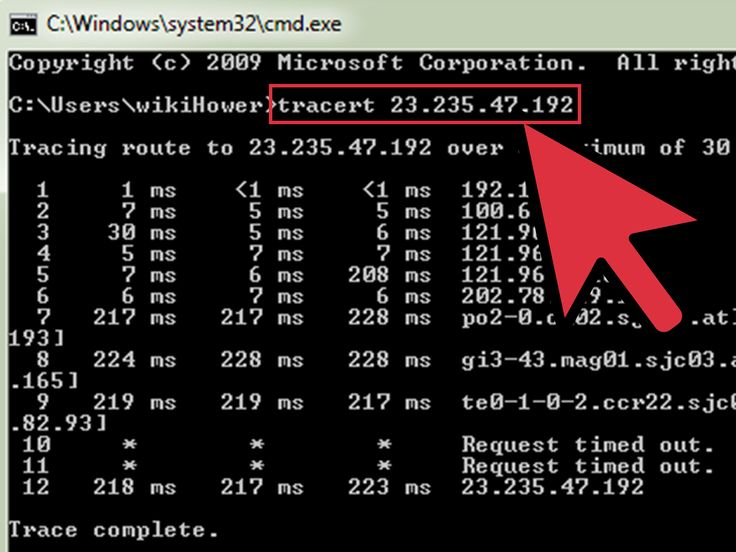Do you want to find out someone's IP address? Or your own? Or do you want to find out what country an email is from? You can do it by tracing an IP address. It is not very hard to do. Open a command console. On a Mac, it's called Terminal...