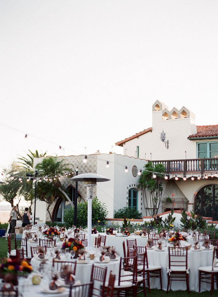 Malibu Wedding At Adamson House From Michael Anna Costa