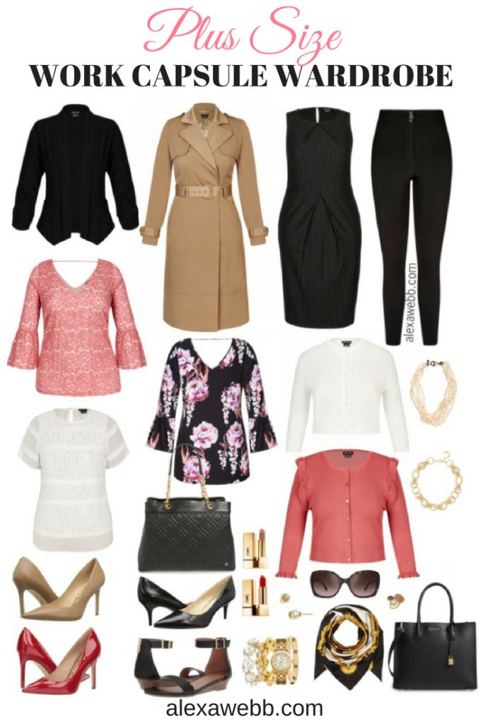 how to build a plus size wardrobe on a budget