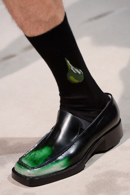 Raf Simons | Spring 2014 Menswear Collection | Style.com
