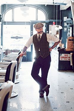 Best Barbershop - Tommy Guns - Best of New York Health & Self 2012 -- New York Magazine