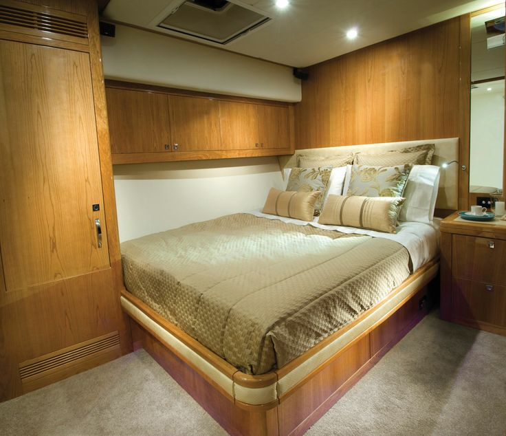 Starboard Guest Stateroom With Optional Double Bed