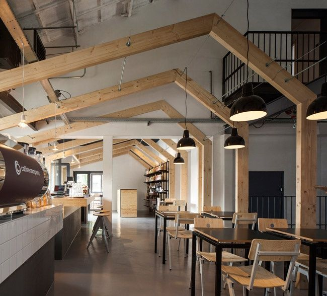 Coffeecompany in Oosterdok / Ninetynine