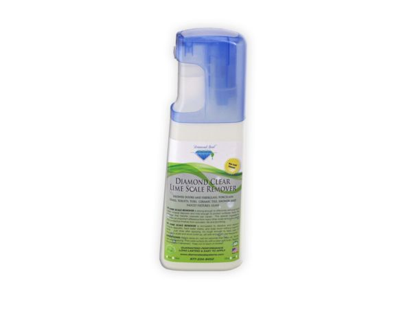 Diamond Clear Lime Scale Remover