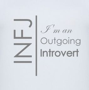 I recently discovered that INFJ is my personality type which makes sense to why I often feel indifferent.