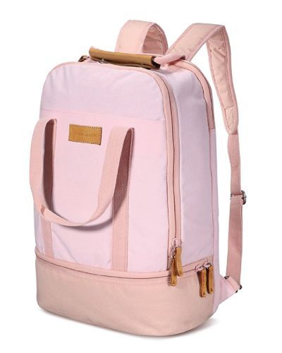 Amber   Ash Smart School Travel Backpack. Pink backpack for girls.  cute   backtoschool