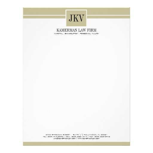 Elegant Professional Corporate Letterhead Template 000890: 25+ Beautiful Professional Letterhead Ideas On Pinterest
