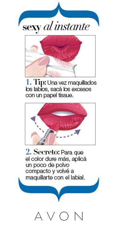 ¡Aprende cómo maquillar tus labios de manera perfecta!