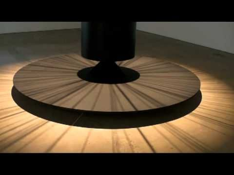 Len Lye´s kinetic sculptures shown at the IKON Gallery in Birmingham
