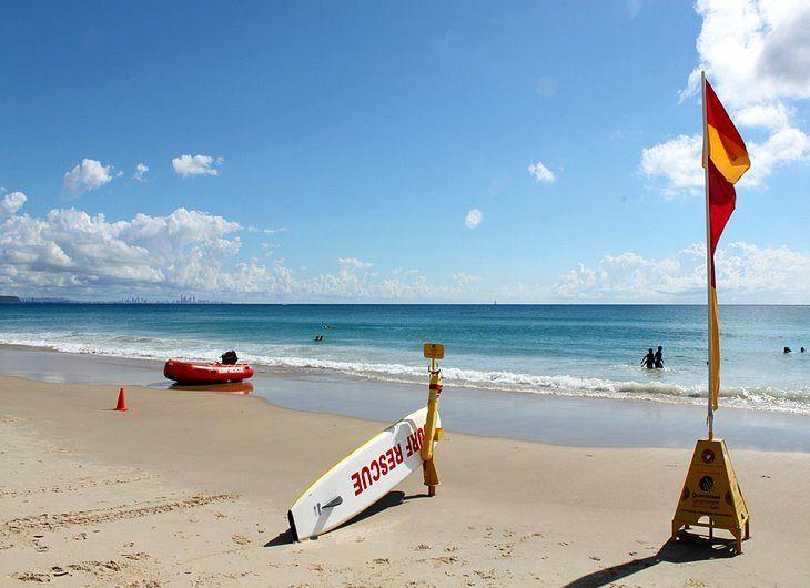 Coolangatta Beach, Queensland, Australia: www.ytravelblog.c...