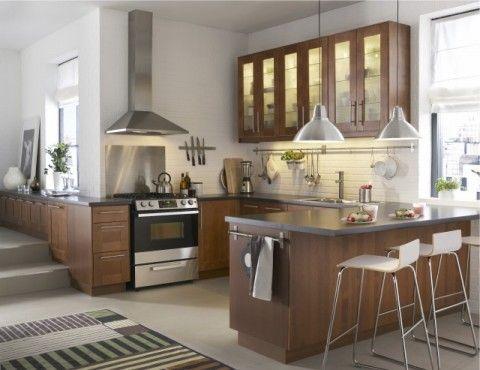 Die besten 25+ Ikea adel Küche Ideen auf Pinterest Weiße IKEA - k chenzeile mit elektroger ten ikea
