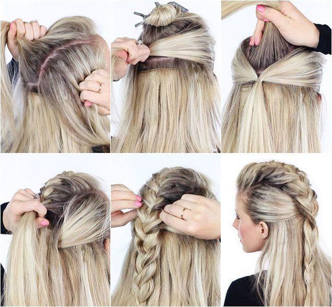 Las 25 mejores ideas sobre peinados para pelo largo en - Peinados nina pelo largo ...