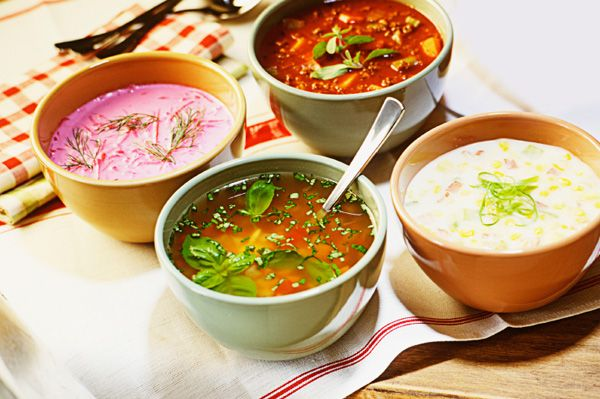 Low Carb Soups - will require some mods to make completely LC.  One of the three recipes includes beef.